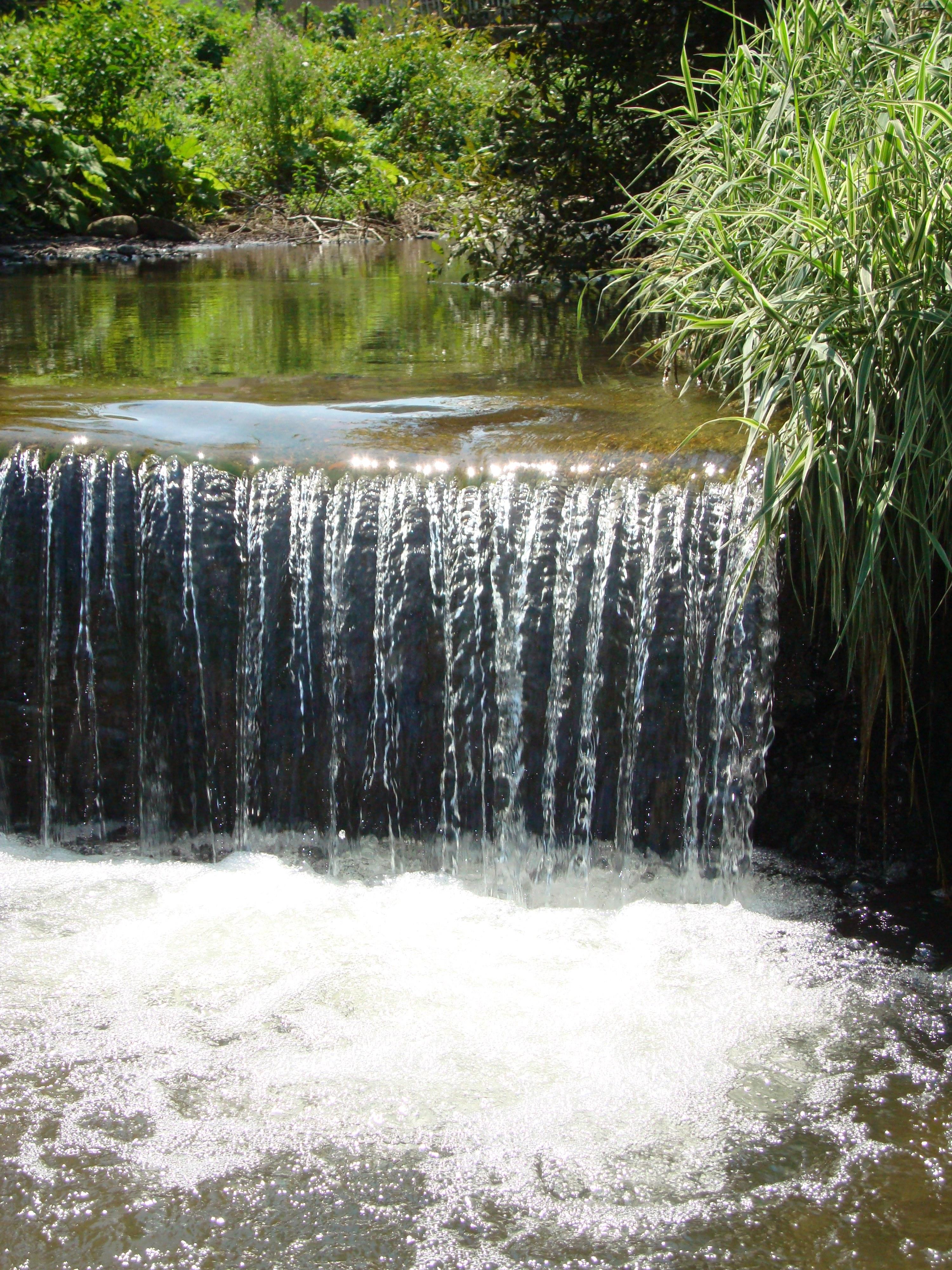 13. Скока на реката
